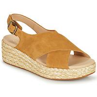 Zapatos Mujer Sandalias Clarks KIMMEI CROSS Marrón