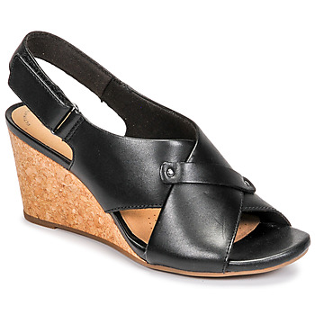 Zapatos Mujer Sandalias Clarks MARGEE EVE Negro