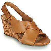 Zapatos Mujer Sandalias Clarks MARGEE EVE Beige