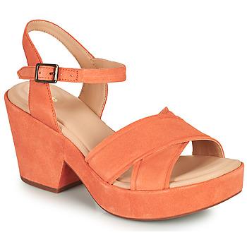 Zapatos Mujer Sandalias Clarks MARITSA70STRAP Coral