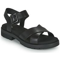 Zapatos Mujer Sandalias Clarks ORINOCO STRAP Negro