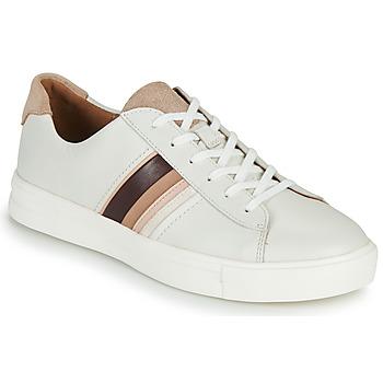 Zapatos Mujer Zapatillas bajas Clarks UN MAUI BAND Blanco