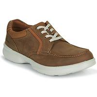 Zapatos Hombre Derbie Clarks BRADLEY VIBE Beige