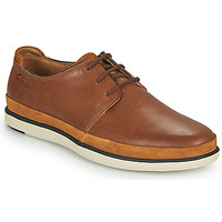 Zapatos Hombre Derbie Clarks BRATTON LACE Marrón