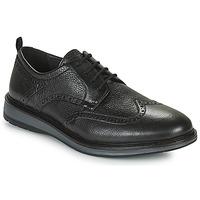 Zapatos Hombre Derbie Clarks CHANTRY WING Negro