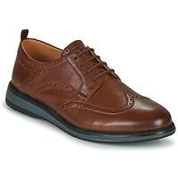 Zapatos Hombre Derbie Clarks CHANTRY WING Marrón