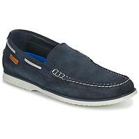 Zapatos Hombre Zapatos náuticos Clarks NOONAN STEP Azul