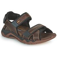 Zapatos Hombre Sandalias de deporte Clarks WAVE2.0 JAUNT Marrón