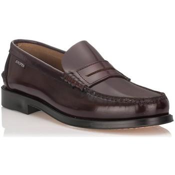 Zapatos Hombre Mocasín Snipe FLORENTIC BURDEOS