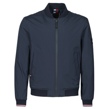 textil Hombre cazadoras Tommy Hilfiger SOFTSHELL BOMBER Marino