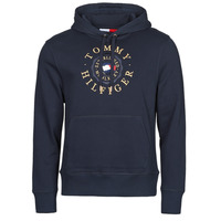 textil Hombre Sudaderas Tommy Hilfiger ICON COIN HOODY Marino
