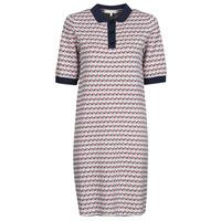 textil Mujer Vestidos cortos Tommy Hilfiger TH CUBE SHIFT SHORT DRESS SS Multicolor