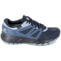 Zapatos Mujer Running / trail Salomon Trailster 2 GTX Marine Azul