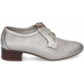 Zapatos Mujer Derbie & Richelieu Kennebec 3937 P.OVALOS Plata