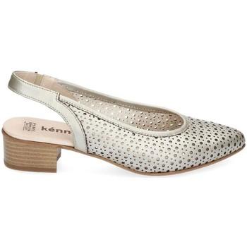 Zapatos Mujer Sandalias Kennebec 3970 PICADOS Beige