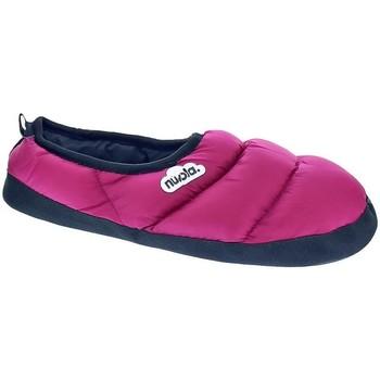 Zapatos Mujer Pantuflas Nuvola Classic Fuchsia Rosa