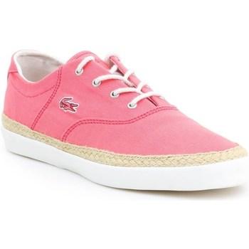 Zapatos Mujer Zapatillas bajas Lacoste Glendon Espa Rosa