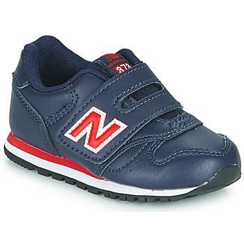 Zapatos Niños Zapatillas bajas New Balance 373 Azul