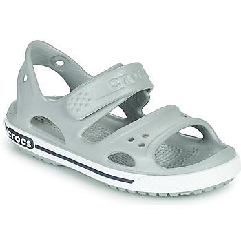 Zapatos Niños Sandalias Crocs CROCBAND II SANDAL PS Gris