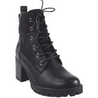 Zapatos Mujer Botines Deity Botín señora  18360 yqb negro Negro