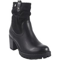 Zapatos Mujer Botines Deity Botín señora  18359 yqb negro Negro