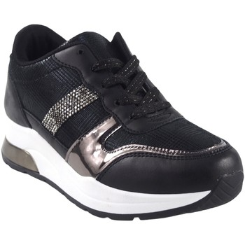 Zapatos Mujer Multideporte Katini Zapato señora  18881 kjl negro Multicolor