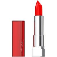 Belleza Mujer Pintalabios Maybelline New York Color Sensational Satin Lipstick 333-hot Chase 4,2 Gr 4,2 g