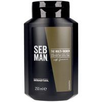 Belleza Hombre Champú Sebman The Multitasker 3 In 1 Hair Wash