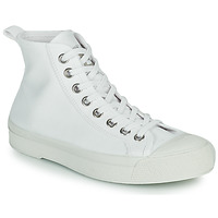 Zapatos Mujer Zapatillas bajas Bensimon B79 MID Blanco
