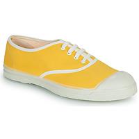 Zapatos Mujer Zapatillas bajas Bensimon VINTAGE Amarillo
