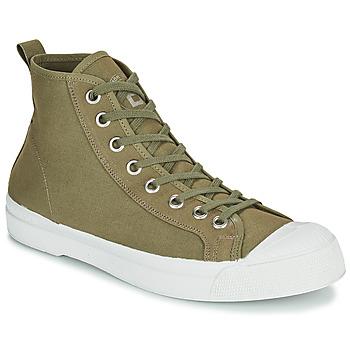 Zapatos Hombre Zapatillas bajas Bensimon B79 MID Kaki