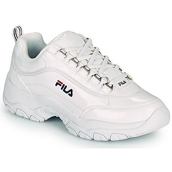 Zapatos Mujer Zapatillas bajas Fila STRADA F WMN Blanco