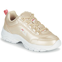 Zapatos Mujer Zapatillas bajas Fila STRADA F WMN Oro