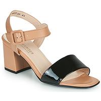 Zapatos Mujer Sandalias Peter Kaiser PEORIA Nude / Negro