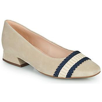 Zapatos Mujer Bailarinas-manoletinas Peter Kaiser ZAPOPAN Beige