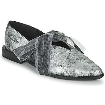 Zapatos Mujer Bailarinas-manoletinas Papucei DONA Plateado