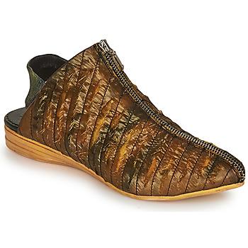 Zapatos Mujer Sandalias Papucei LARISA Negro / Oro