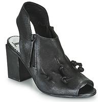 Zapatos Mujer Sandalias Papucei MARBLE Negro