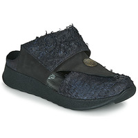 Zapatos Mujer Zuecos (Mules) Papucei OLIV Negro
