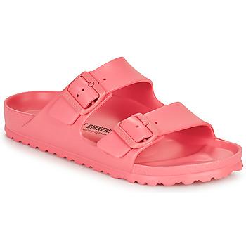 Zapatos Mujer Zuecos (Mules) Birkenstock ARIZONA EVA Rosa