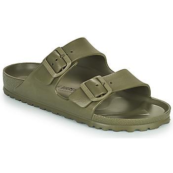 Zapatos Mujer Zuecos (Mules) Birkenstock ARIZONA EVA Kaki