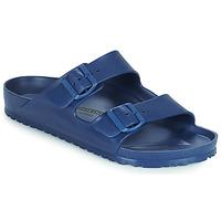 Zapatos Hombre Zuecos (Mules) Birkenstock ARIZONA EVA Azul