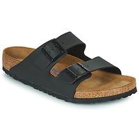 Zapatos Hombre Zuecos (Mules) Birkenstock ARIZONA SFB Negro