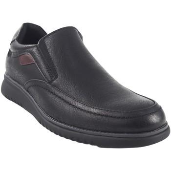 Zapatos Hombre Mocasín Bitesta Zapato caballero  32394 negro Negro