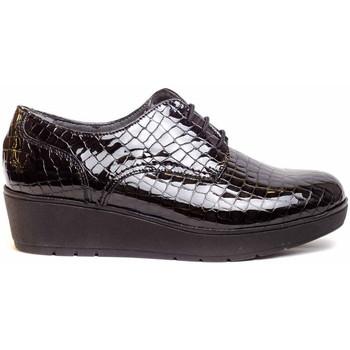 Zapatos Mujer Derbie & Richelieu Kennebec 7002 Negro