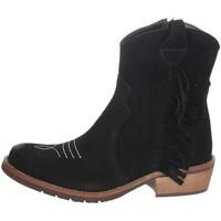 Zapatos Niña Botas de caña baja Carrots TX185 Negro