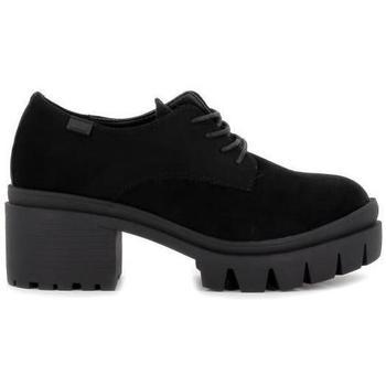 Zapatos Mujer Derbie Emmshu MANY Negro