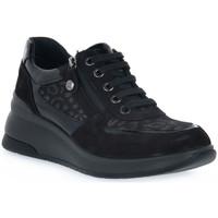 Zapatos Mujer Zapatillas bajas Enval LEOL NERO Nero