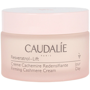 Belleza Mujer Antiedad & antiarrugas Caudalie Resveratrol Lift Crème Cachemire Redensifiante  50 ml
