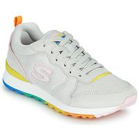 Zapatos Mujer Zapatillas bajas Skechers OG 85 Blanco / Amarillo